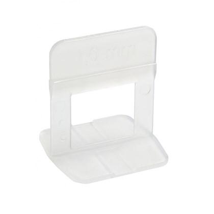 Espaçador nivelador de revestimentos 1,5 mm