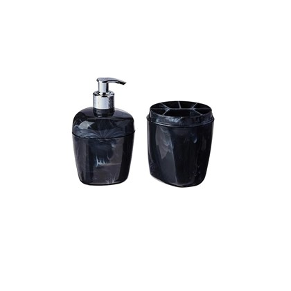 kit acessório banheiro astra kbb1/2*pr-mm