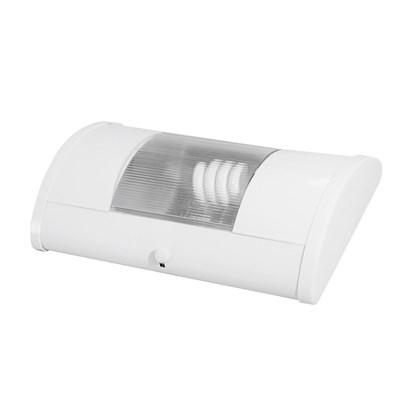 Luminária taschibra TD55 1xE-27 br brilhante