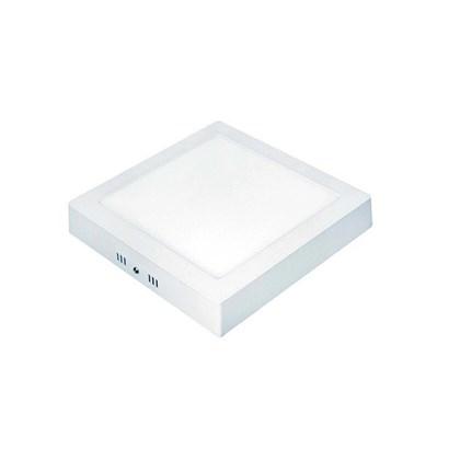Painel taschibra led 12w lux quadrado sobrepor