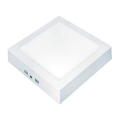 Painel taschibra led lux sobrepor quadrada 24w 6500k