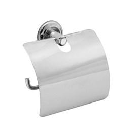 Porta papel sanitário moldenox com tampa