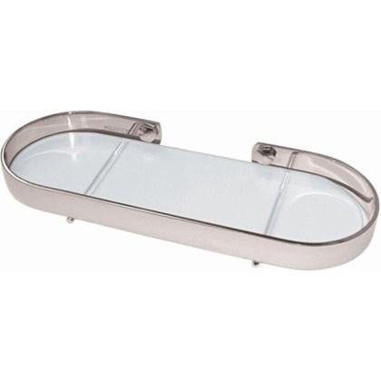 Porta shampoo moldenox com vidro
