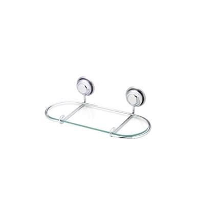 Porta shampoo moldenox cris-49 com vidro